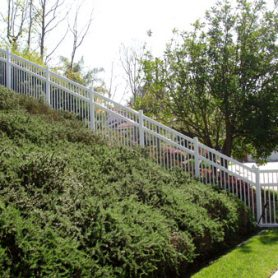 Picket Fence – Slope