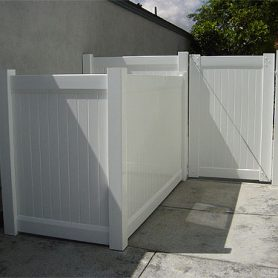 Privacy/Trash Coverage Gate