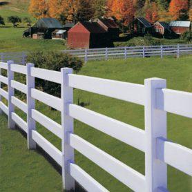 R3 4-Rail Fence