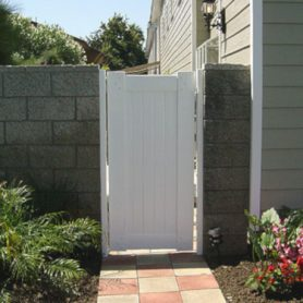 Custom Privacy Gate