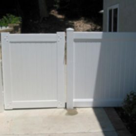 Solid Privacy Gate