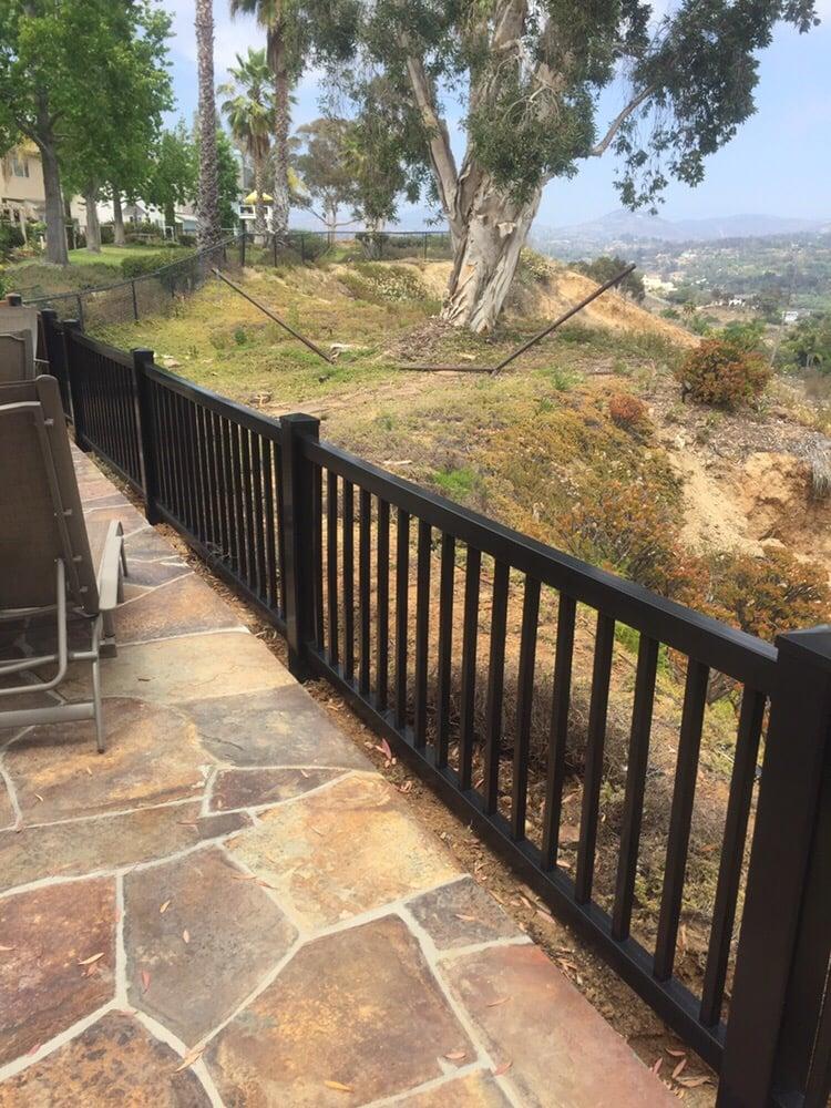 Railings Vinyl Pro Fence