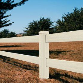 Ranch Rail Fence